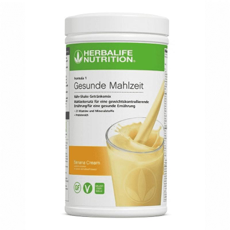 Formula 1-Shake Banana Cream