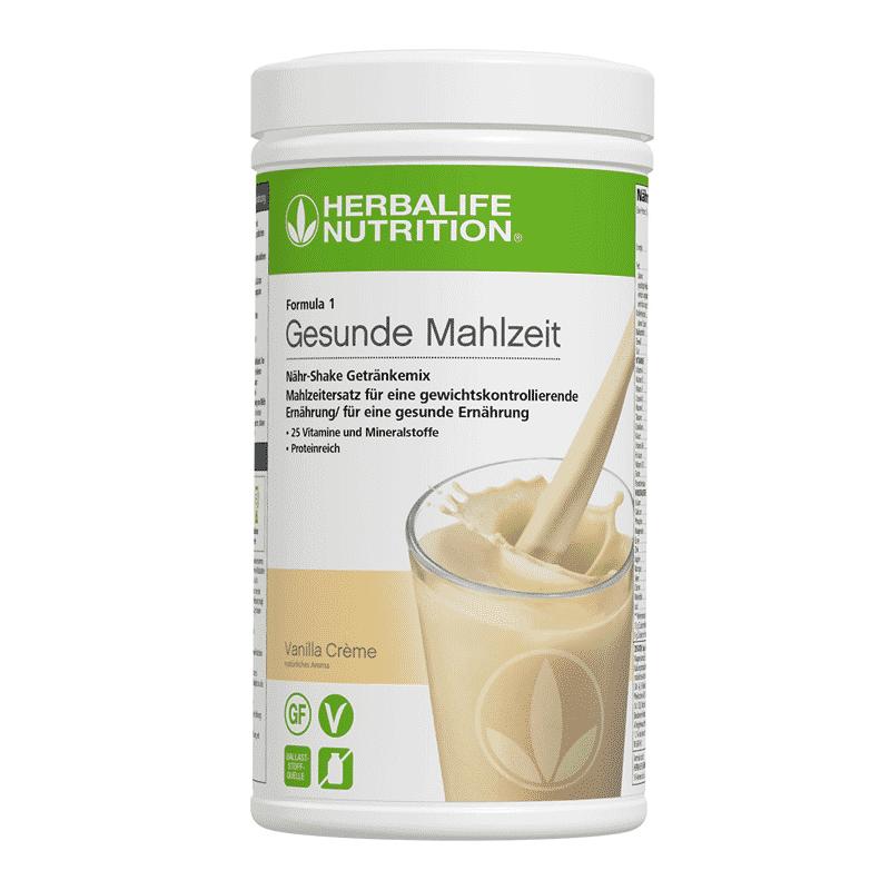 Formula 1-Shake Vanilla Crème