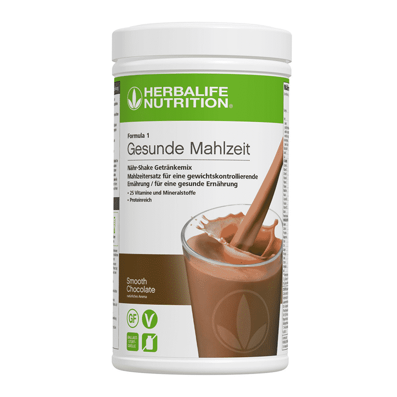 Formula 1-Shake Smooth Chocolate