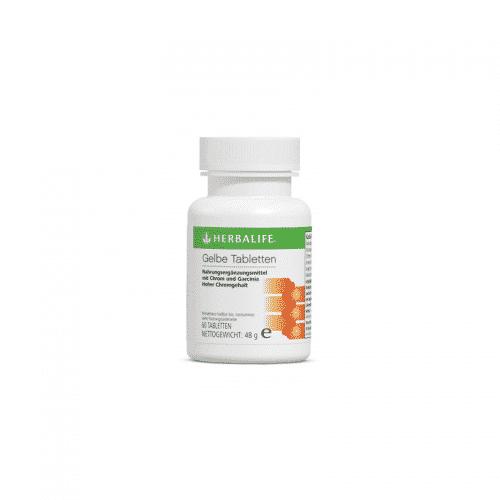 Gelbe Tabletten