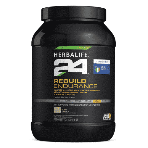 H24 Rebuild Endurance Vanille