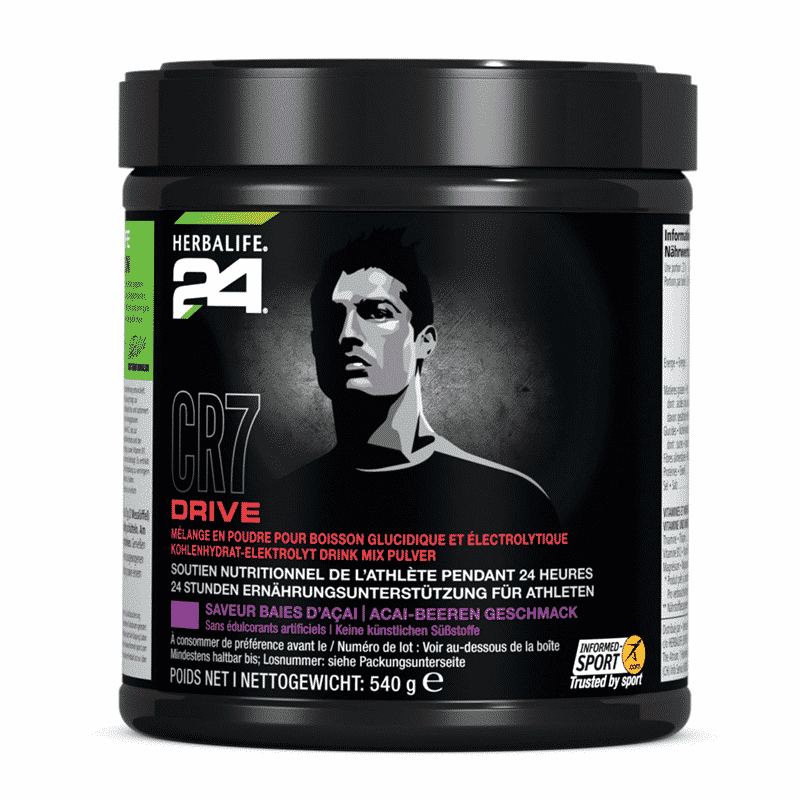 CR7 Drive Behälter Acai-Beere