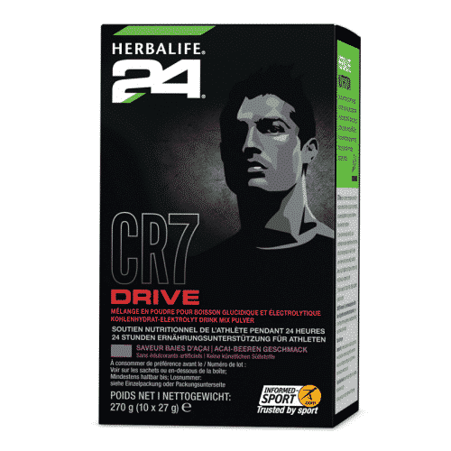 CR7 Drive Portionspackungen Acai-Beere