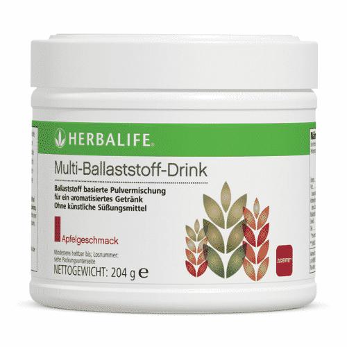 Multi-Ballaststoff-Drink Apfelgeschmack