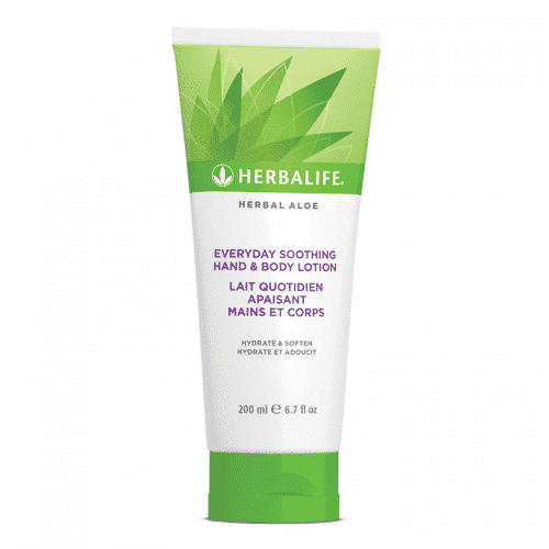 Herbal Aloe Hand- und Körperlotion