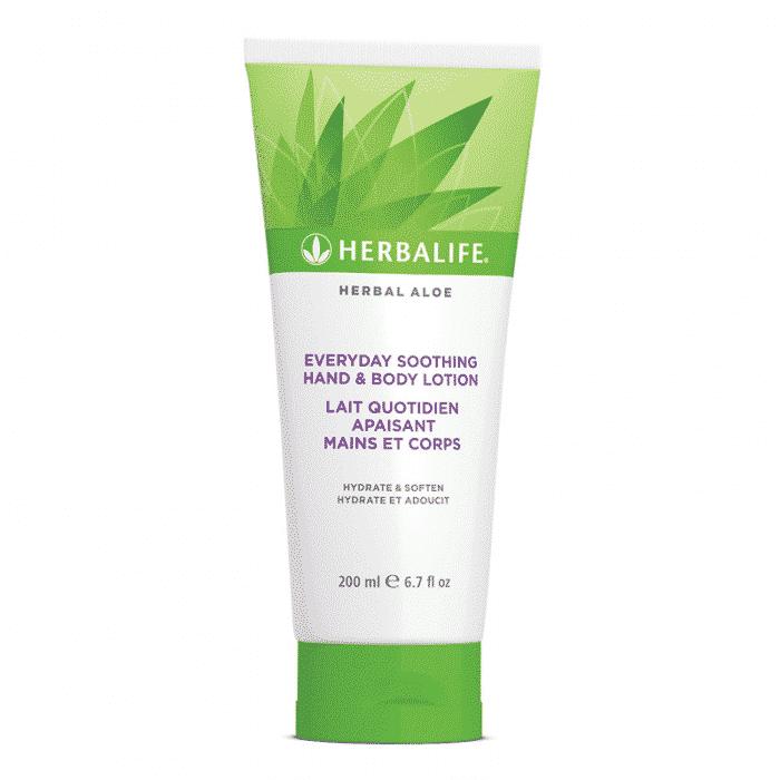 Herbal Aloe Hand- und Körperlotion