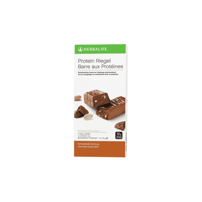 Protein Riegel - Schokolade-Erdnuss