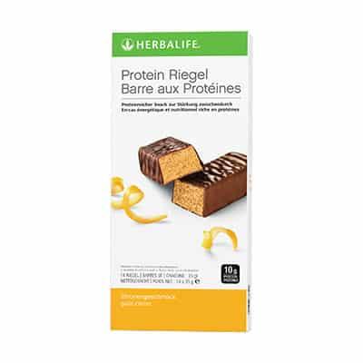 Protein Riegel - Zitrone