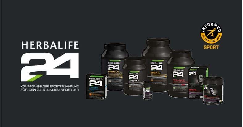 H24 Sport-Sortiment